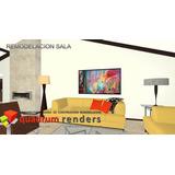 Decoracion Interior Planos Y Renders 3d