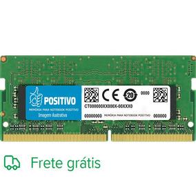 Memória 4gb Ddr3 Notebook Positivo Unique S1991 Mm1uc