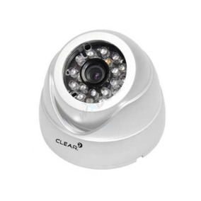 Camera Dome Ahd 25m 2mp 3.6mm 1080p Full Hd- Clear