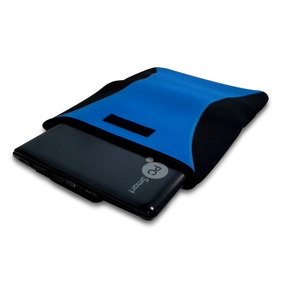 Funda Para Portatil De 15¨ Color Azul Con Negro