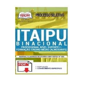 Apostila - Profissional Nível Suporte I - Itaipu 2019