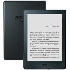 E-reader - Kindle Preto 6 4gb Wifi 8ª Geração