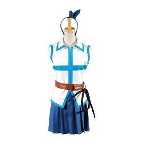Disfraz Fairy Tail Lucy Cosplay Lucy Heartfilia