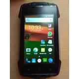 Telefono Android 6 Plum Gator 3, A Prueba De Golpes