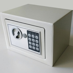 Caja Fuerte De Seguridad Digital 23x17x17cm Tm Mini