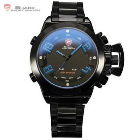 Relógio Shark Great Whit Sh032