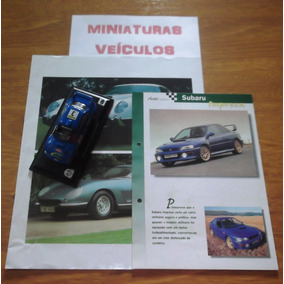 Miniatura - Auto Collection - Nº08 - Subaru Impreza Wrc 2000