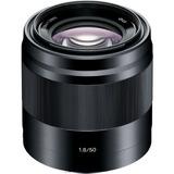 Lente Sony E 50mm F/1.8 Oss _8