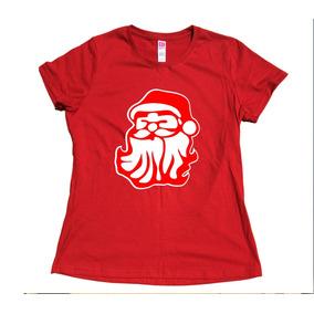 Navidad Santa Claus Grinch Merry Christmas Playera O Blusa