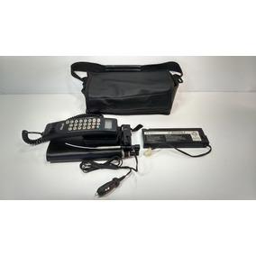 Antigo Telefone Móvel Veicular Motorola Phone Bag Tijolão