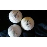 Pelotas De Golf Usadas Fitleist, Nike Y Otros