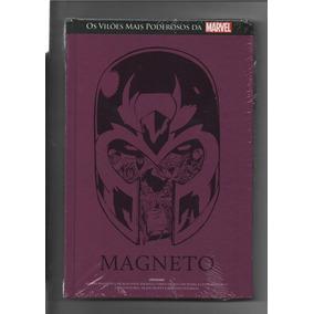 Hq Os Viloes Mais Poderosos Da Marvel #3 Magneto Mar-2019
