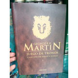 Juego De Tronos 1 Libro Game Of Thrones George R. Martin