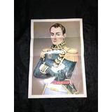 Afiche: Imagen De Simón Bolívar.