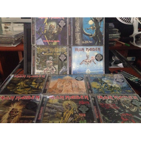 Iron Maiden Coleção Raw Power Uk Amolad Rocks Soundhouse Cd
