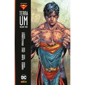Superman: Terra Um - Volume Três - Novo/lacrado.