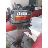 Motor Fuera De Borda Yamaha 40hp