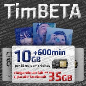 Convite Tim_betalab Até 35 Gb D Net/qualquer Ddd
