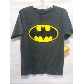 Playera Batman Dc Comics Original