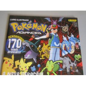 Álbum Pokemon Advanced