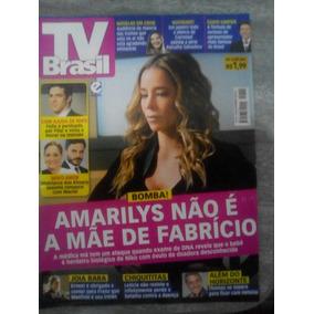 Tv Brasil: Ed. 721. 25/12/13. Poster Marcos Pitombo