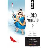 Lobo Solitario 6 - Panini