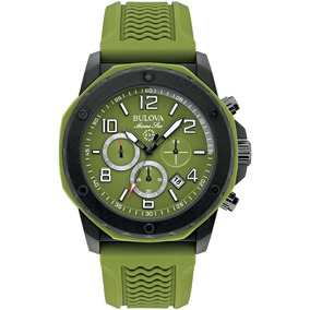 Relógio Bulova Masculino Marine Star Wb31783g