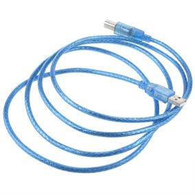 6ft Cable Usb De La Impresora Para Hp Deskjet 3070a 3510