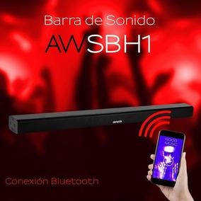 Barra De Sonido Aiwa Bluetooth 2.0 Canales De 40w Awsbh1