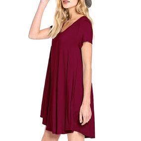 72175e357 Ropa Mujer Vestidos - Vestidos de Mujer Rojo en Mercado Libre México