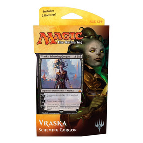 Vraska Deck De Planeswalker Magic The Gathering