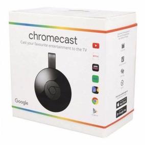 Google Chrome Cast 2 Hdmi Edição 2018 Original 1080p Google