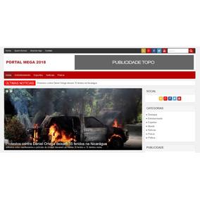 Portal De Notícias - Mega 2018