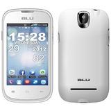 Celular Blu Dash 3.5 Branco.