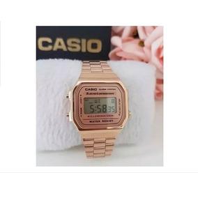 d8b0ac2abbf Relogio De Pulso Com Desenho De Golfinho - Relógio Casio no Mercado ...
