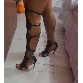 Sandalia Gladiadora Schutz