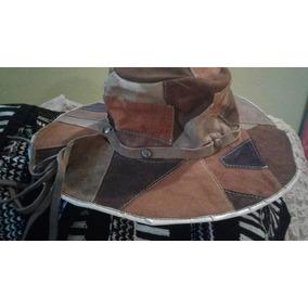 Sombrero Cuero Nuevo - Vestuario y Calzado en Mercado Libre Chile bf1ba068b58