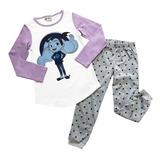 Pijama Niñas Manga Larga Disney Vampirina Mundo Manias