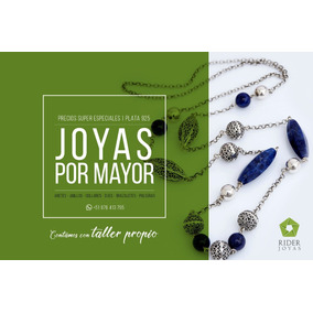 c0dcc53f42b6 Venta Joyeria Rodio Mayoreo Q0wtvlnszw5hy2e Valparaiso - Joyería en ...