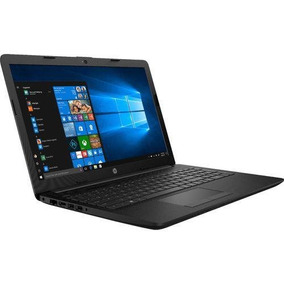 Notebook Hp 15-db0011dx Tela De 15.6 2.6ghz 4gb / 500gb W10