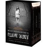 Miss Peregrines Peculiar Children Boxed Set Ransom Riggs