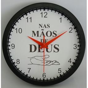 3b46ed137ab Relogio Com Mao Francesa - Relógios no Mercado Livre Brasil