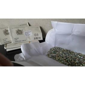 Cristal Para Uñas Tipo Swarovski, Mc Nails, Ss20 Tornasol