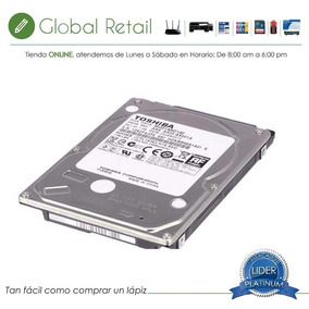 Disco Duro Toshiba Notebook 500gb 5400rpm 8mb 2.5