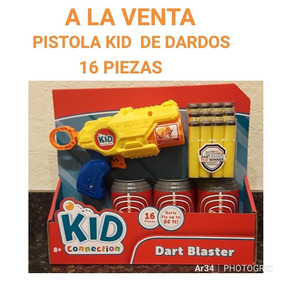 Juguete Pistola De Dardo Para Niños