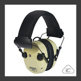 df83d01e0052c Abafador Eletrônico Auricular Krest Profissional 26db Bege -