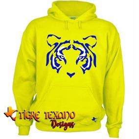 Sudadera Fútbol Tigres Uanl Cara By Tigre Texano Designs