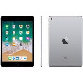 Ipad Mini 4 Apple 128gb Cinza Tela 7,9 Retina - Wi-fi Proces