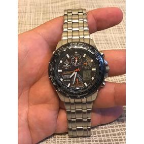 Reloj Citizen Promaster Skyhawk Atomico Radiocontrolado