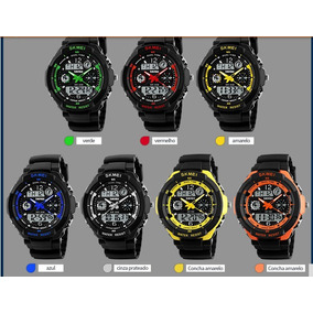 81894f1d3b2 Sabao Em Pó. Barato - Relógios no Mercado Livre Brasil